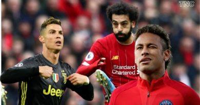 Top 5 Highest Paid Football Stars