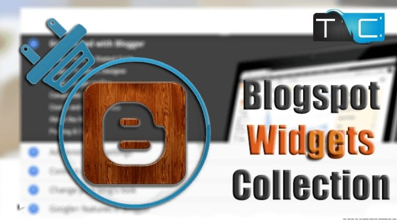 The Best BlogSpot Widgets
