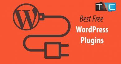 Best Free Wordpress Plugins 2021
