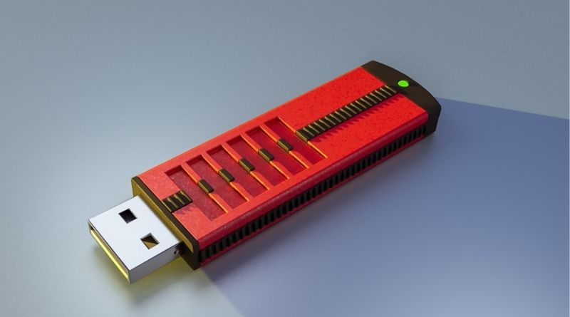 How to format with write-protected USB drive