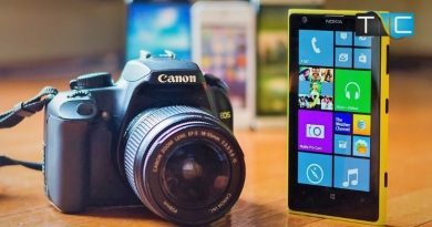 Why take a picture with a DSLR now?