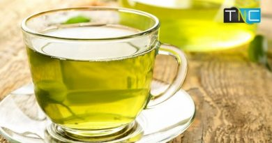 Beware,Too much green tea is bad for your health