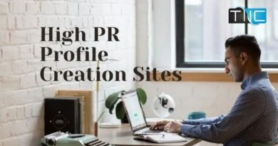 600 DoFollow Profile Creation Sites List in 2021