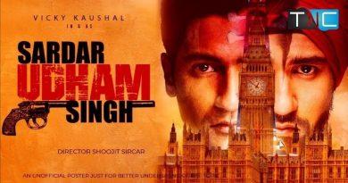 Sardar Udham Official Trailer 2021