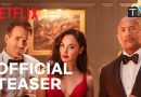 RED NOTICE Official Trailer 2021