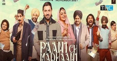 Paani Ch Madhaani movie