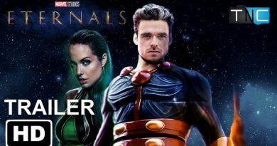 Marvel Eternals movie trailer 2021