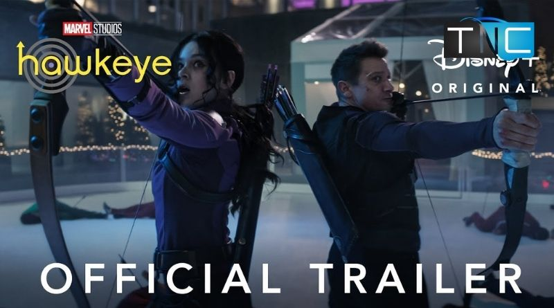 Hawkeye Official Trailer
