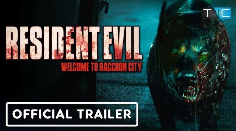 Resident Evil Movie 2021