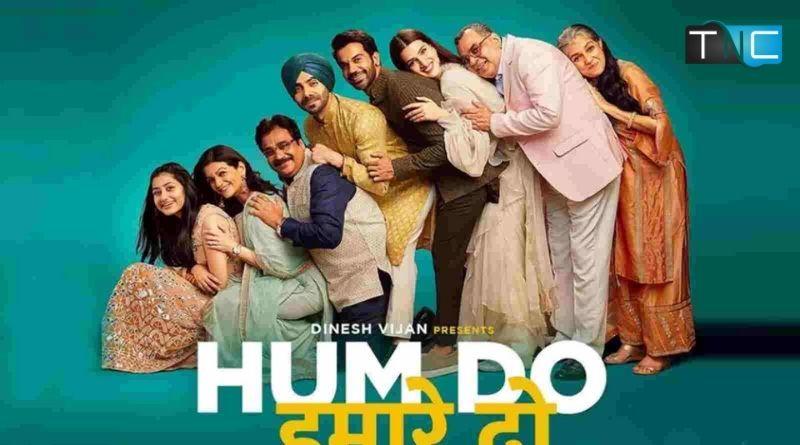 Hum Do Hamare Do Movie 2021